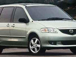 2003 Mazda MPV LX