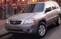 2003 Mazda Tribute SUV DX