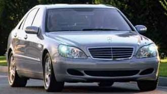 2003 Mercedes Benz S Class 5.0L