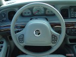 2003 Mercury Grand Marquis 4-door Sedan LS Premium Steering Wheel