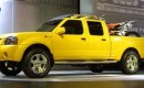 2003 Nissan Frontier 4WD XE