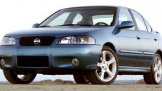 2003 Nissan Sentra SE-R
