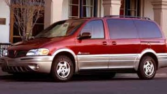2003 Pontiac Montana w/1SV Pkg