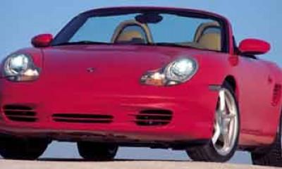 2003 Porsche Boxster Photos