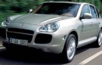 2003 Porsche Cayenne Turbo