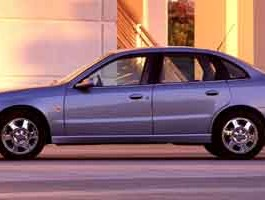 2003 Saturn LS 
