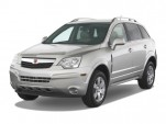 2009 Saturn VUE FWD 4-door V6 XR Angular Front Exterior View