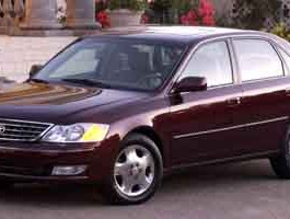 2003 Toyota Avalon XLS