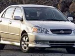 2003 Toyota Corolla CE