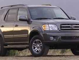 2003 Toyota Sequoia SR5