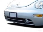2003 Volkswagen New Beetle Convertible 2-door Convertible GLS Manual Grille