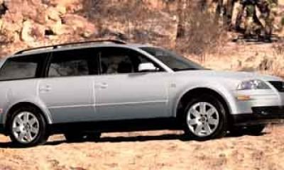 2003 Volkswagen Passat Photos