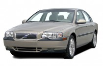 2003 Volvo S80 4-door Sedan 2.9L Angular Front Exterior View