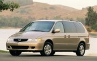 Honda Recalls 807,000 Minivans, SUVs In U.S. For Rollaway Problem