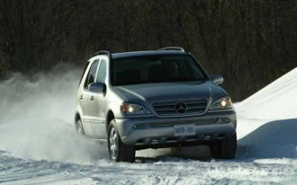 Mercedes-Benz M-Class Recall Affects 2000-2004 Models