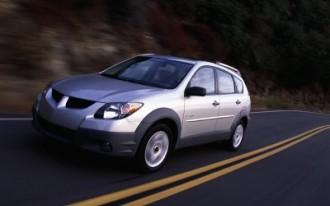 2003 Pontiac Vibe GT Will Live Longer Than My Pontiac Dealer