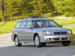 2003 Subaru Legacy 2.5 GT Wagon