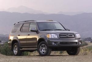 Recall Alert: 2003 Toyota Sequoia