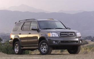 Toyota Recalls Another SUV For Stability Control Issue