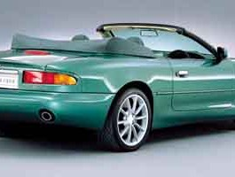 2004 Aston Martin DB7 Vantage