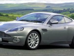 2004 Aston Martin Vanquish 
