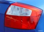 2004 Audi S4 4-door Sedan quattro AWD Man Tail Light
