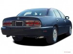 2005 Buick Park Avenue 4-door Sedan Ultra *Ltd Avail* Angular Rear Exterior View
