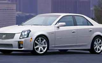 2004-2007 Cadillac CTS-V Recalled For Potential Brake Failure