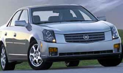 2004 Cadillac CTS Photos