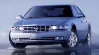 2004 Cadillac Seville Luxury SLS