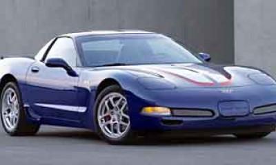 2004 Chevrolet Corvette Photos