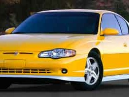 2004 Chevrolet Monte Carlo LS