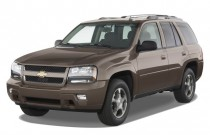2009 Chevrolet TrailBlazer 2WD 4-door LT w/3LT Angular Front Exterior View