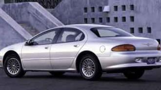 2004 Chrysler Concorde LX