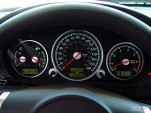 2004 Chrysler Crossfire 2-door Coupe Instrument Cluster