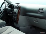 2004 Chrysler Town & Country 4-door LX FWD Dashboard