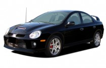 2004 Dodge Neon 4-door Sedan SRT4 Angular Front Exterior View