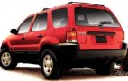 2002-2004 Ford Escape May Suffer From Unintended Acceleration