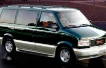 2004 GMC Safari Passenger