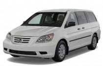 2008 Honda Odyssey 4-door Wagon LX Angular Front Exterior View