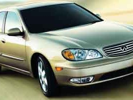 2004 Infiniti I35 