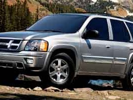 2004 Isuzu Ascender S
