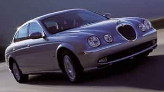 2004 Jaguar S-TYPE