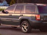 Jeep Grand Cherokee in Safety Probe