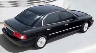 2004 Kia Optima LX