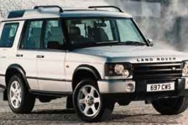 2004 Land Rover Discovery S