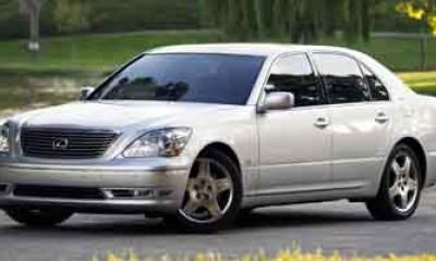 2004 Lexus LS 430 Photos