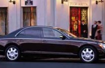 2004 Maybach 57 SWB