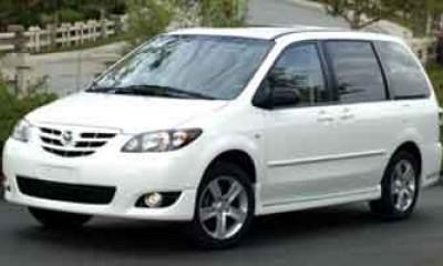 2004 Mazda MPV Photos