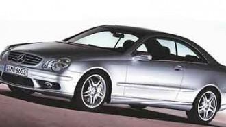 2004 Mercedes Benz CLK Class AMG